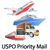 USPO Priority Mail Service Offered