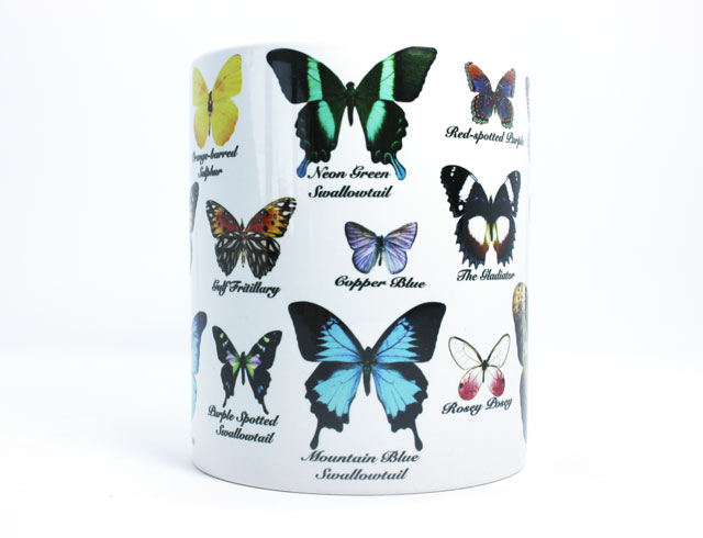Collector's Coffee Cup